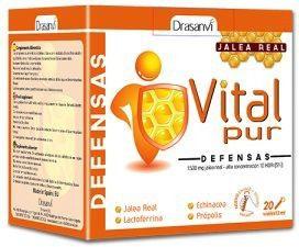Drasanvi Vitalpur Defensas 20 viales