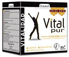 Drasanvi Vitalpur Vitalidad 20 viales