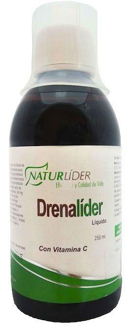 Naturlider Drenalider con Vitamina C 250ml