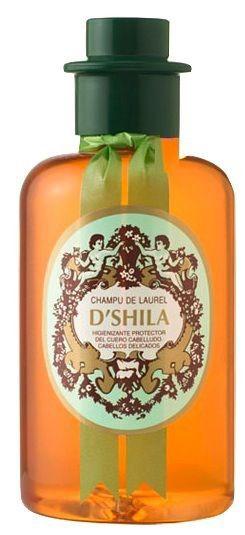D'Shila Champú Laurel Delicados 300ml