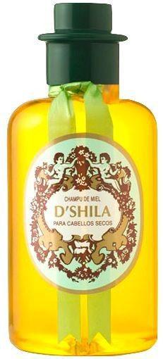 D'Shila Champú Miel Cabellos Secos 300ml