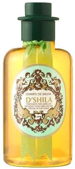 D'Shila Champú Salvia Relajante 300ml