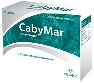 Ebiotec Cabymar 30 cápsulas