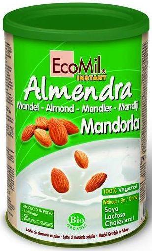 Ecomil Almendra Bio 400g