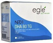 Egle DHA 80 TG NPD1 120 cápsulas