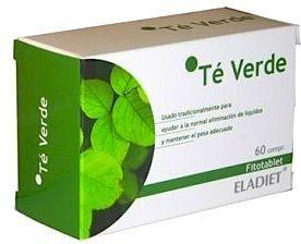 Eladiet Té Verde 60 comprimidos