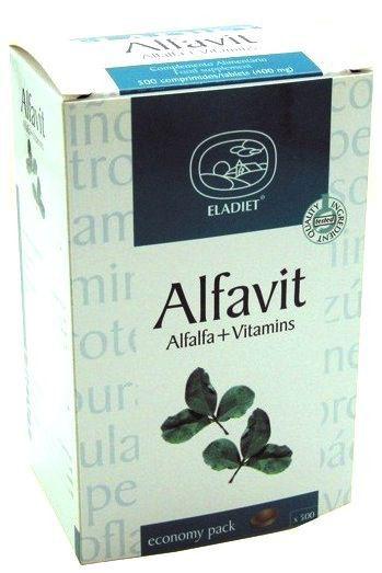 Eladiet Alfavit 500 comprimidos