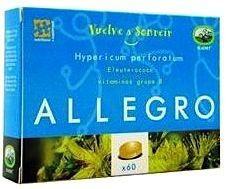Eladiet Allegro Hypericum 60 comprimidos