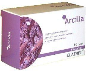 Eladiet Arcilla Verde 60 comprimidos
