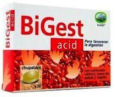 Eladiet Bigest Acid 30 comprimidos