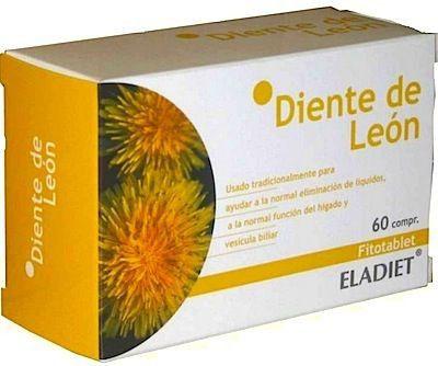 Eladiet Diente de León 50 comprimidos