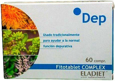 Eladiet Fitotablet Complex Dep 60 comprimidos