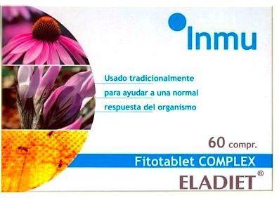 Eladiet Fitotablet Complex Inmu 60 comprimidos