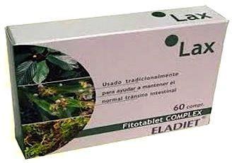 Eladiet Fitotablet Complex Lax 60 comprimidos