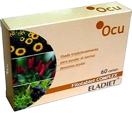 Eladiet Fitotablet Complex Ocu 60 comprimidos
