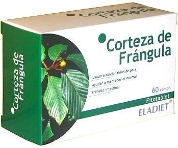 Eladiet Frangula 60 comprimidos