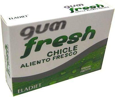 Eladiet Gum Fresh 30 unidades