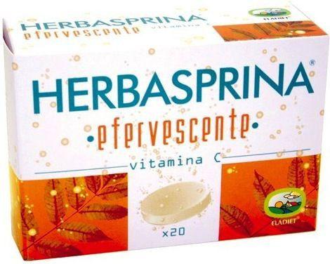 Eladiet Herbasprina Efervescente 20 comprimidos