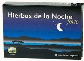Eladiet Hierbas Noche Forte 60 comprimidos