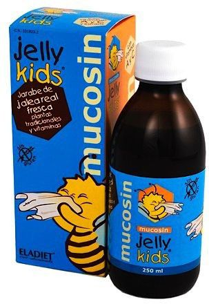 Eladiet Jelly Kids Mucosín jarabe 250ml