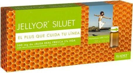 Eladiet Jellyor Siluet 20 ampollas