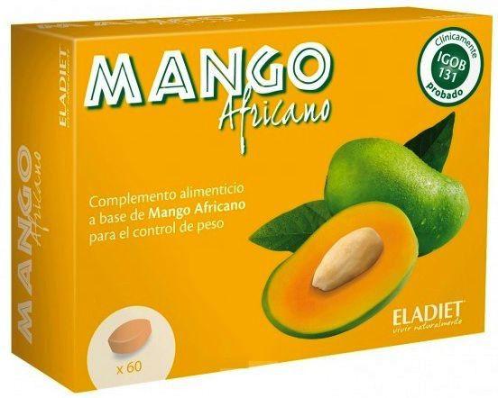 Eladiet Mango Africano 60 comprimidos