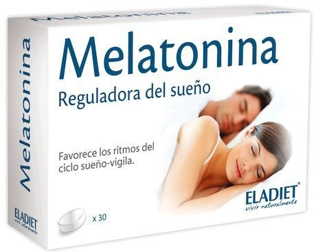 Eladiet Melatonina 30 comprimidos