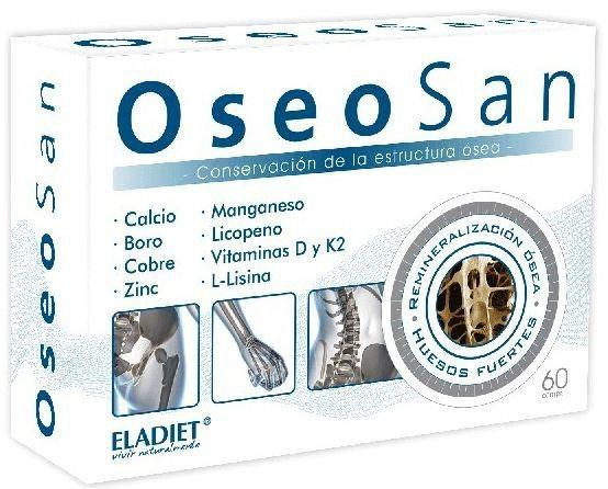 Eladiet Oseosan 60 comprimidos