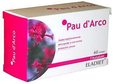 Eladiet Pau D´Arco 60 comprimidos
