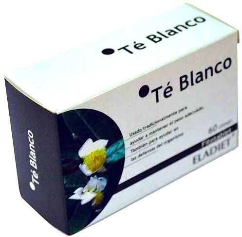 Eladiet Té Blanco 60 comprimidos