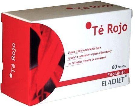 Eladiet Té Rojo 60 comprimidos