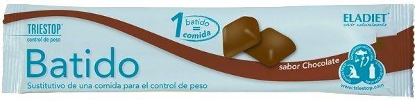 Eladiet Triestop Batido Control Kal Chocolate 20 sticks