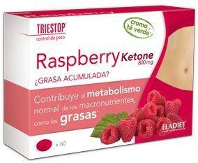 Eladiet Triestop Raspberry Ketone 60 comprimidos