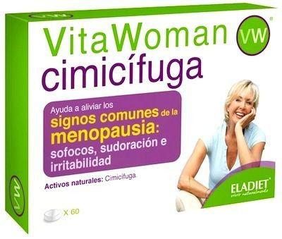 Eladiet Vita Woman Cimicífuga 60 comprimidos