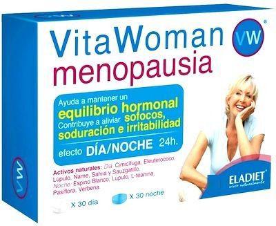 Eladiet Vita Woman Menopausia 60 comprimidos