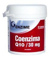 Enzime Coenzima Q10 30mg 60 perlas