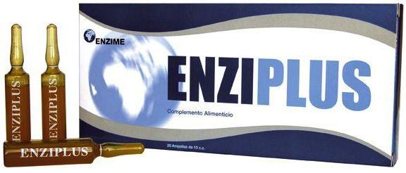 Enzime Enziplus 20 ampollas