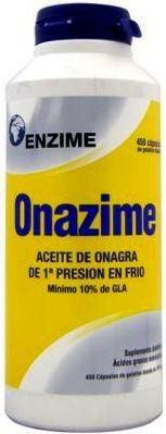 Enzime Onazime 500mg 450 perlas