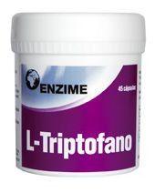 Enzime L-Triptófano 45 cápsulas