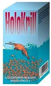 Equisalud Holokrill 60 cápsulas