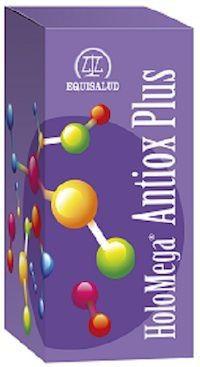 Equisalud Holomega Antiox Plus 50 cápsulas