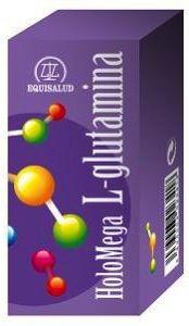 Equisalud Holomega L-Glutamina 50 cápsulas