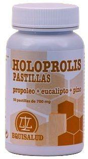 Equisalud Holoprolis 50 comprimidos