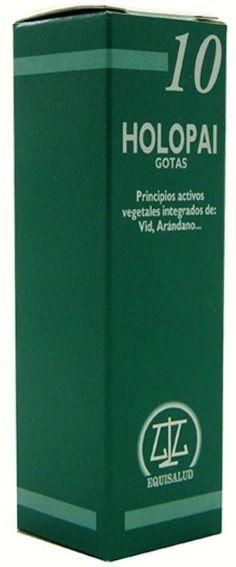 Equisalud Holopai 10 Circulación de Retorno 31ml