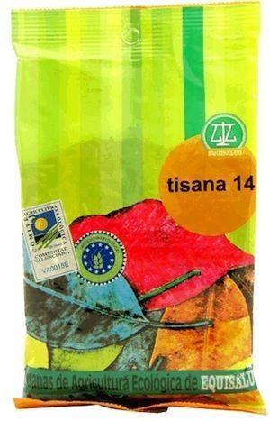 Equisalud Tisana 14 Trastornos del Riñón bolsa 45g