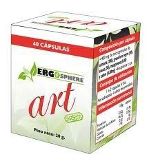 Ergonat Art 40 cápsulas
