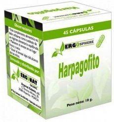 Ergonat Harpagofito 45 cápsulas