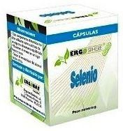 Ergonat Selenio 50 cápsulas