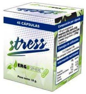 Ergonat Stress Ergosphere 45 cápsulas
