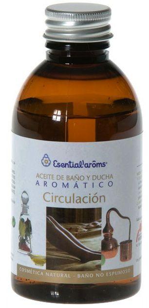 Esential Aroms Aceite de Baño Circulación 200ml